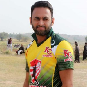 Khuram Chakwal Full Biography, Records, Height, Tape Ball, Age, Sixes, Batting, & More