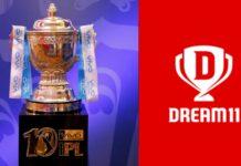 Dream11 IPL bid