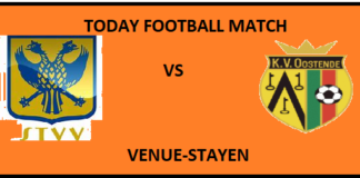 TRD VS OSTN TODAY FOOTBALL MATCH