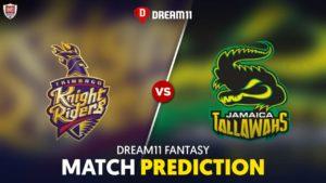 JAM vs TKR Dream 11 Team Prediction CPL 2020 (100% Winning)
