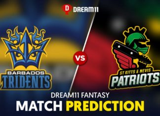 SKN vs BAR Dream 11 Team Prediction CPL 2020 (100% Winning)