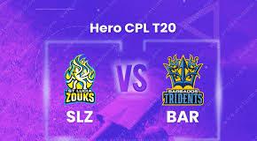 SLZ vs BAR Dream 11 Team Prediction CPL 2020 (100% Winning)