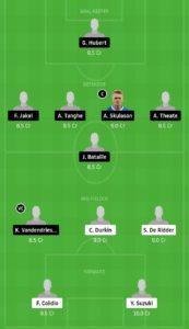 trn vs ostn today football dream11 team