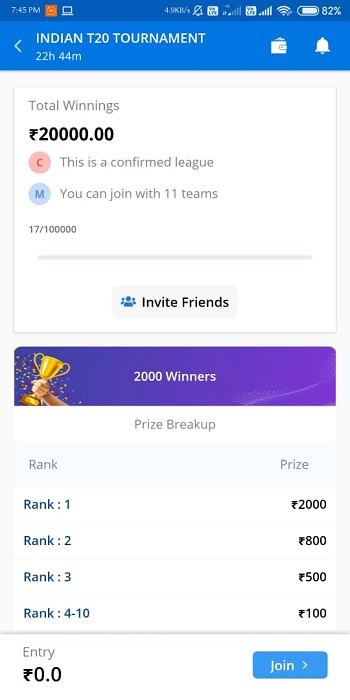 BALLEBAAZI JOIN LEAGUES