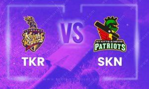 TKR vs SKN Dream 11 Team Prediction CPL 2020 (100% Winning)