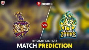 TKR vs SLZ Dream 11 Team Prediction CPL 2020 (100% Winning)