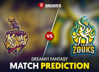 TKR vs SLZ Dream 11 Team Prediction CPL 2020 (100% Winning)