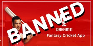 Dream11 Banned In 7 States