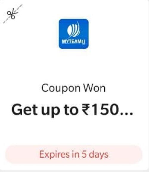 Myteam11 phonepe offer