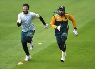 Babar Azam and imam-ul-haq ruled out of first test