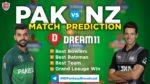 PAK vs NZ Dream11 Team Prediction 1st ODI Match 2021 (100% Winning Team)
