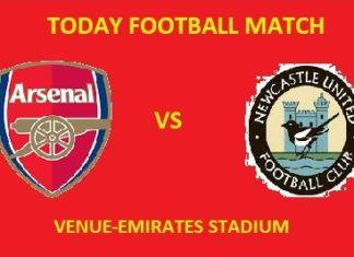 ARS VS NEW TODAY DREAM11 FOOTBALL MATCH