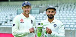 England tour of India 2021