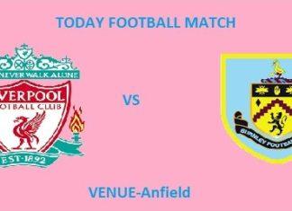 LIV VS BUR TODAY DREAM11 FOOTBALL MATCH