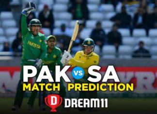 PAK vs SA Dream11 Team Prediction 2nd T20 Match Today (100% Winning Team)