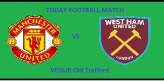 MUN VS WHU TODAY DREAM11 FOOTBALL MATCH