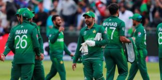 Pakistan announce 20-member squad for South Africa T20I