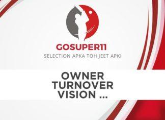 gosuper11 turnover