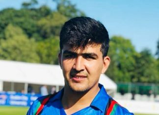 Hazratullah Zazai Full Biography, Records, Batting, Height, Weight, Age, Wife, Family, & More