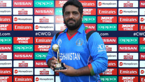 Mohammad Shahzad Awards and Recognitions