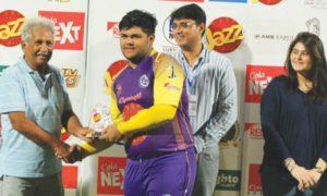 Azam Khan Awards