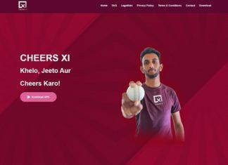 Cheers XI fantasy cricket app