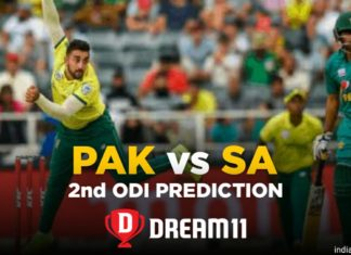 SA vs PAK Dream11 Team Prediction 2nd ODI Match (100% Winning Team)