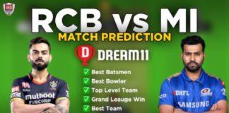 MI vs BLR Dream11 Team Prediction