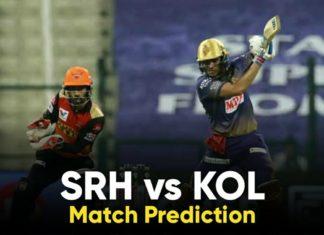 SRH vs KOL Dream11 Team Prediction 3rd Match IPL 2021 (100% Winning Team)