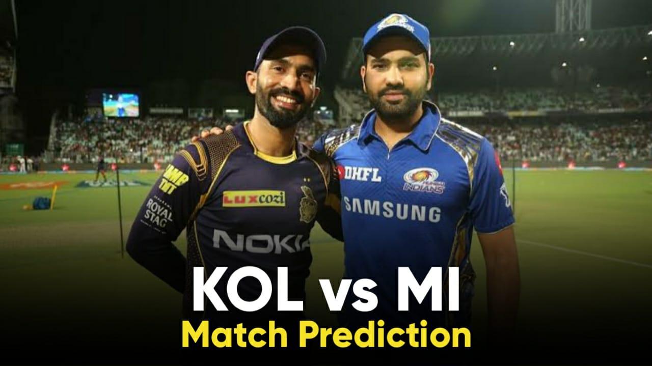 KOL vs MI Dream11 Team Prediction 5th Match IPL 2021 (100% Winning Team)