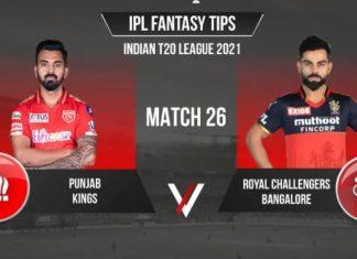 Punjab Kings vs RCB Fan2Play Matches