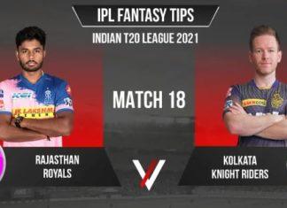 RR vs KOL Fan2play match prediction