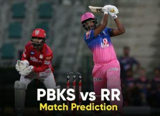RR vs PBKS Dream11 Team Prediction 4th Match IPL 2021 (100% Winning Team)