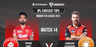 punjab kings vs SRH fan2play