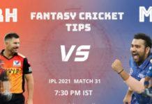 SRH vs MI Fan2play match prediction