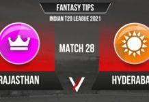 rr vs srh fan2play prediction