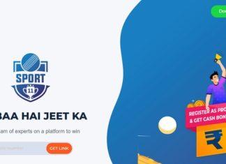 sport11 referral code apk app download