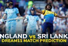 ENG vs SL Dream11 Team Prediction 3rd T20 Match 2021 (100% Winning Team)