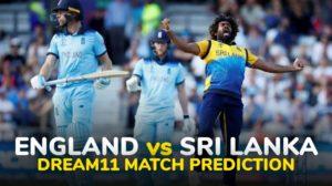 ENG vs SL Dream11 Team Prediction 2nd T20 Match 2021 (100% Winning Team)