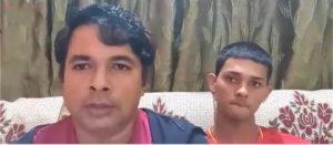 Yashasvi Jaiswal with his Mentor