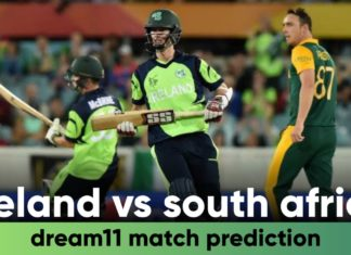 IRE vs SA Dream11 Team Prediction 1st T20 Match (100% Winning Team)