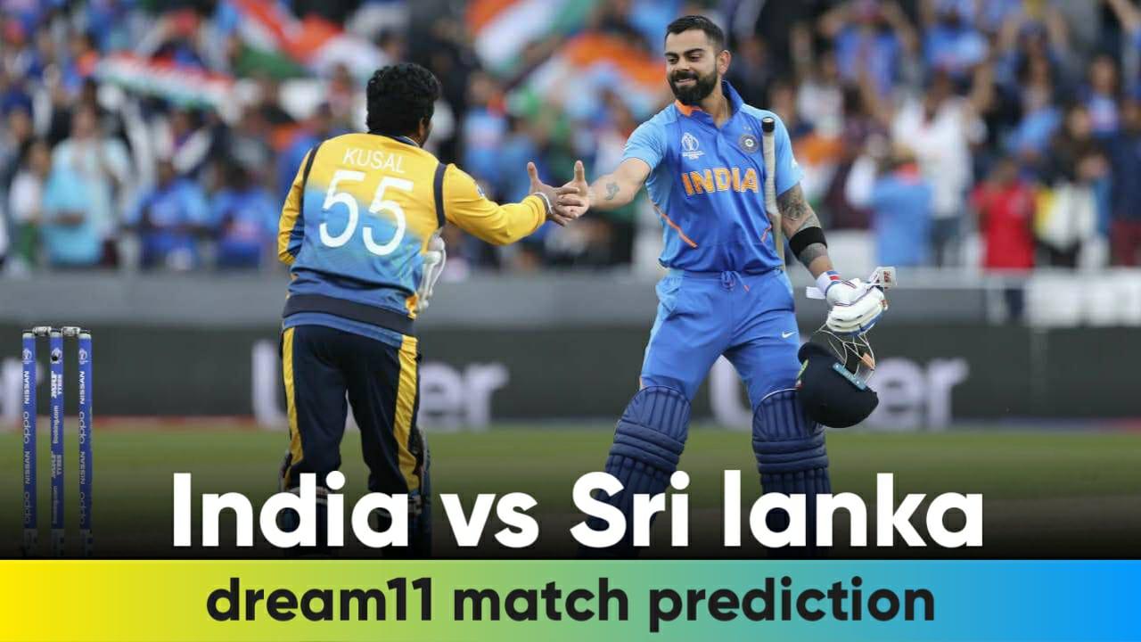 SL vs IND Dream11 Team Prediction 2nd ODI Match 2021 (100% Winning)
