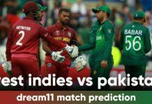 WI vs PAK Dream11 Team Prediction 1st T20 Match 2021 (100% Winning Team)