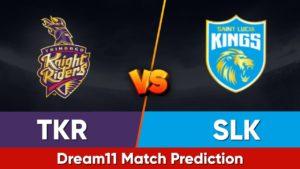 TKR vs SLK Dream11 Team Prediction 1st Semi Final Match CPL 2021 (100% Winning Team)