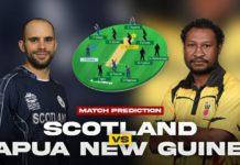 SCO vs PNG Dream11 Team Prediction